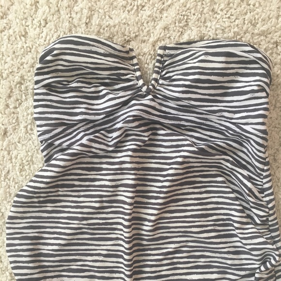 4ce9cf8d17a43 Liz Lange for Target Swim | Striped Maternity Bathing Suit Top ...